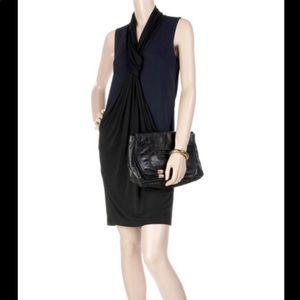 🌺 Diane Von Furstenberg Draped Baker Dress 🌺
